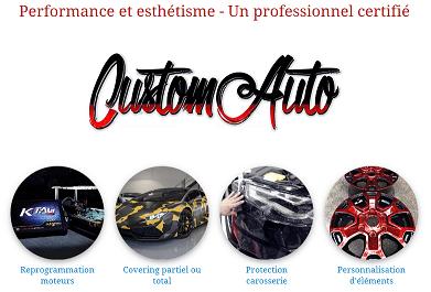 Custom Auto by JJ Clin